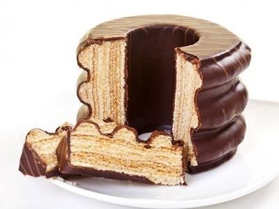 Baumkuchen Zartbitter 450g